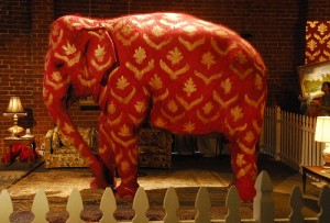 The Elephant In The Room ( Courtesy BitBoy on flickr )