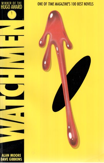 Watchmen , Alan Moore Dave Gibbons