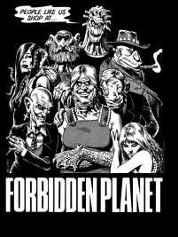 Shop at Forbidden Planet